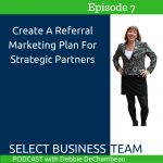 Referral Marketing Plan