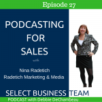 Podcasting For Sales