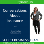 Conversations About Insurance With Sereda Fowlkes